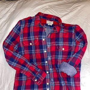 COPY - Lucky Flannel Button Down